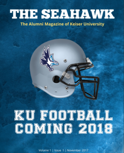 The Seahawk Magazine